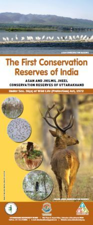 Conservation Reserves Standee