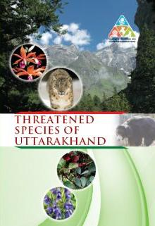 Threatened Species of Uttarakhand Booklet