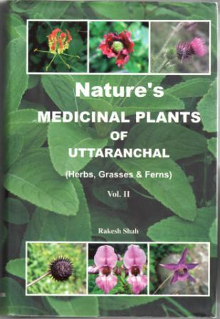 Nature's Medicinal Plants of Uttaranchal Book